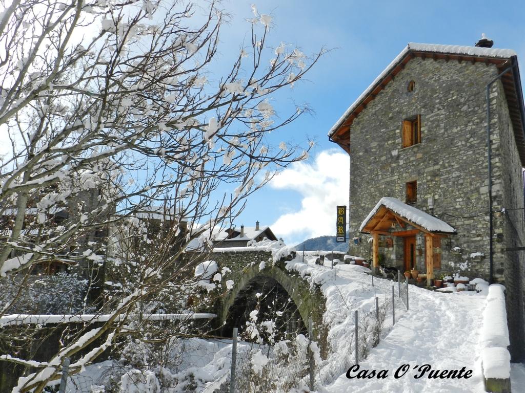 La casa nevada casa rural o puente turismo rural en ordesa - Casa rural puente viesgo ...